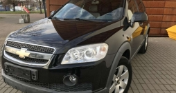 Chevrolet Captiva, 2.4 l., visureigis