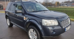 Land Rover Freelander, 2.2 l., visureigis