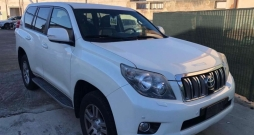 Toyota Land Cruiser, 3.0 l., visureigis